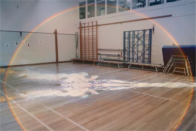 Rainbow School Gym